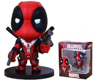 Marvel 'Deadpool' Head Knocker